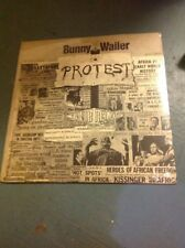 "BUNNY WAILER ""Protest"" orig 1977 Island LP (peter tosh/johnny too bad) Sealed"