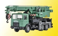 Kibri 15210 Gauge H0, Man 3-achs House Construction Crane SCHWARZBAU #