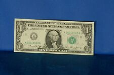 1974 $1 US Federal Reserve Note Green Seal