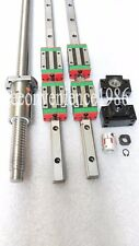 HGR20-600mm Hiwin Liner rail & HGH20CA &DFU1605-600mm Ballscrew&BF12/BK12 Kit