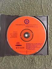 Rare Promo This Mortal Coil CD 4AD Tim Buckley Rain Parade Big Star Roy Harper