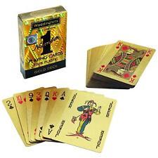 Classico Oro Waddingtons Number 1 Carte da Gioco