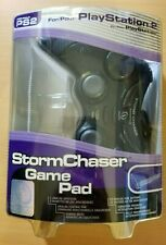 Storm Chaser Wired Gamepad controller Sony Playstation 2 PS2 NEW Sealed Interact