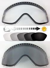 Goggle-shop Fotocromáticos Motocross Enduro Dual ventilados Lens para caber Oakley O-frame
