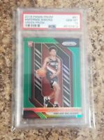 Anfernee Simons 2018-19 Panini Prizm Green #61 RC Rookie PSA 10 Qty Available