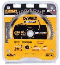 DEWALT DT99567 XR 210mm x 30mm Bore 60T TC Saw Blade