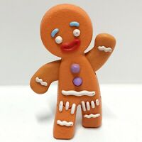 Shrek The Third Gingy The Gingerbread Man McDonalds Happy Meal Toy 2007 WORKING