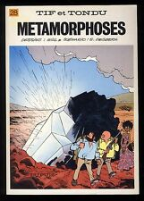 TIF et TONDU n°28  Métamorphoses    WILL / DESBERG   DUPUIS  EO 1980  Broché