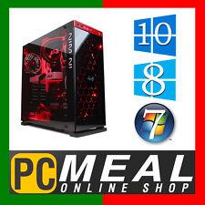 INTEL Core i7 7700K Max 4.5G GTX1080 8GB 1TB 8GB Gaming Computer Quad Desktop PC
