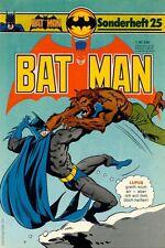 Batman Sonderhefte Ehapa Verlag: Nrn. 25 und 35