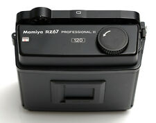 Mamiya RZ67 proII  Magazin Kassette 120 6x7 roll film holder back PJ1177
