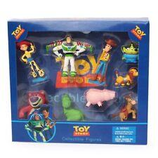 Action Figure Toy Story 3 Woody Buzz Lights Year Jessie Pvc Dolls Children 7-8cm