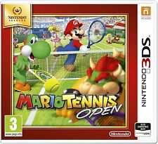 Nintendo 3DS Game Mario Tennis Open 2DS Compatible NEW