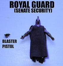 Star Wars Royal Guard Senate Security Army Builder! Action Figure!