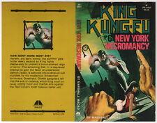 Dick Giordano Pedigree Collection Marshall Macao K'ing Kung Fu #6 Cover Art 1974
