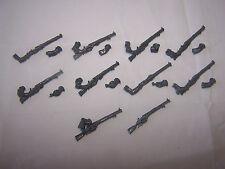 10 Adeptus Mechanicus Skitarii Rangers Galvanic Rifles (bits)