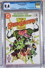 Green Lantern Corps #201 (DC Comics, 1986) - CGC 9.4 - 1st App. of Kilowog