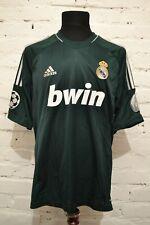 REAL MADRID 2012/2013 THIRD FOOTBALL SHIRT SOCCER JERSEY CAMISETA MENS L ADIDAS