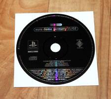 PlayStation 1 ps1 euro demo 11/02 Spyro the Dragon 3 year of the Rayman 2 + Estimación para Finalización