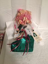 Robin Woods Vintage The December Clown Doll with tag in original box