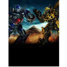 6x8ft Vinyl Egypt Transformers Robot Photography Backdrop Background Banner