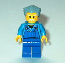 NINJAGO #07A Lego Jay's Father - Jay Dad Cartoon NEW Genuine Lego castle custom