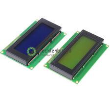 20x4 2004 Character LCD Display Module 2004 LCD Blue/Yellow Blacklight HD44780