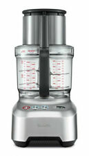Breville BFP820BAL2JAN1 Kitchen Wizz Peel & Dice Food Processor 2000W Stainless Steel