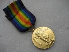 .British Medal WW1 VICTORY,PTE J.McKINSTRIE A & SH