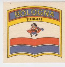 Figurina Panini Calciogrado in Texilina Bologna Titolare Calciatori 74 - 75