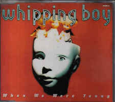 Whipping Boy-When We Were Young cd maxi single