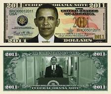 BARACK OBAMA - BILLET COMMEMORATIF DOLLAR US! Collection USA 2011 BEN LADEN mort
