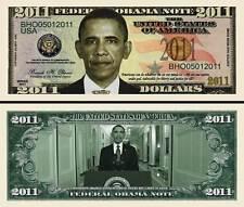 BARACK OBAMA - BILLET COMMEMORATIF DOLLAR US! Collection USA 2011 BEN LADEN mort