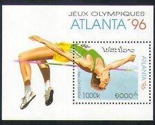 Laos 1996 Olympics/Sports/Olympic Games/High Jump/Athletics 1v m/s (n35221)