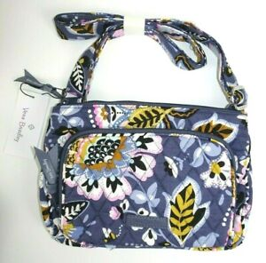 Vera Bradley LITTLE HIPSTER CROSSBODY Charmont Meadow