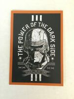"""STAR WARS /""""RESISTANCE/"""" 2019 !!! TATTOO CARD /""""DROID/'S/"""" #8 OF 10 LOOK"""