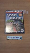 Agricultural Simulator Edition Gold / PC Cd-rom Fr Complete