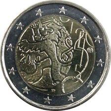 Pièces euro de la Finlande pour 2 euro Année 2010