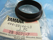 YAMAHA yz250 yz465 yz490 1981-82 1x polvere MANICOTTO FORCELLA _ POLSINO _ SEAL DUST