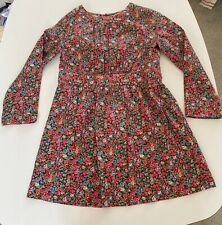 New 8T Bonpoint Liberty Dress Adorable details Super cute Luxury Design