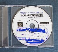 TOCA (TOURING CAR CHAMPIONSHIP) PLAYSTATION PS1 GAME - DISC ONLY..