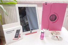 Apple iPad 3 l WLAN SIM 4G LTE  l EXTRAS I Retina Tablet 16GB Pink Rosa 10 Zoll