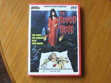 THE BLOOD ROSE. DVD REGION ALL. UNCUT EURO VERSION. LANGUAGE ENGLISH