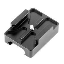 CNC Aluminum 20mm Picatinny Side Mini Rail Mount for GoPro HD HERO 2 3 3+ 4 5