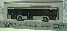 1:87 Rietze MB Citaro 2015 3-türig / HAVAG Halle - Hans-Dietrich Genscher