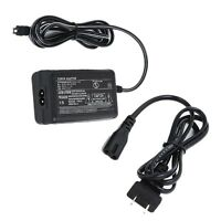 AC Wall Battery Power Charger Adapter for Sony DCR-SX65 DCR-SX85 E Camcorder