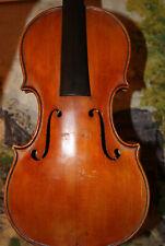 4/4 Meistervioline, gebrandmarkt, Geige (Cello, Bratsche, Viola, bow, violin)