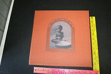 The Concert For Bangladesh, George Harrison, Bob Dylan 3 LP Apple Box Set