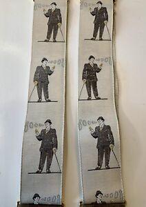 "Trafalgar limited edition Braces Suspenders ""Smoke Ring Dandy"" Ivory"