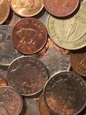 100 Gramm Restmünzen/Umlaufmünzen Bermuda